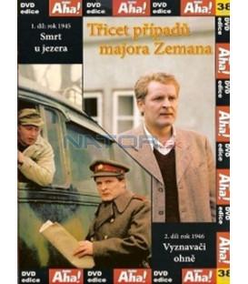 Třicet případů majora Zemana 1, 2 DVD