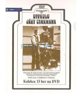 Divadlo Járy Cimrmana - kompletní limitovaná edice 15DVD