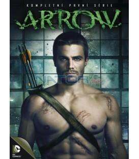 Arrow 1. série 5 DVD  (Arrow Season 1) - Viva balení
