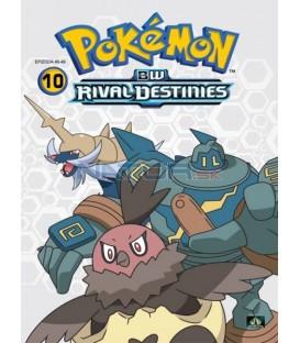 Pokémon: B&W Rival Destinies 46.-49. díl (DVD 10)