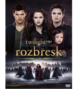 TWILIGHT SÁGA: ROZBŘESK - 2. ČÁST  (The Twilight Saga: Breaking Dawn: Part Two)