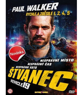 Štvanec (Vehicle 19) 2013 DVD