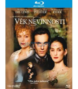 Věk nevinnosti (THE AGE OF INNOCENCE) Blu-ray
