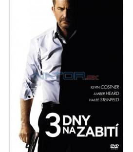 3 dny na zabití (Three Days to Kill) DVD