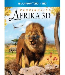 Fascinující Afrika (Fascination Africa 3D) Blu-ray 3D