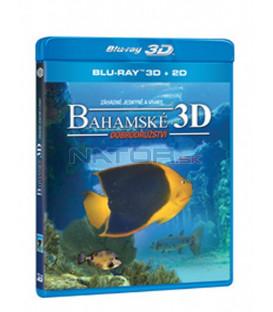 Bahamské dobrodružství (Adventure Bahamas 3D) Blu-ray 3D