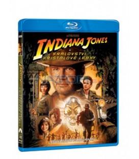 Indiana Jones a království křišťálové lebky (Indiana Jones and the Kingdom of the Crystal Skull) Blu-ray