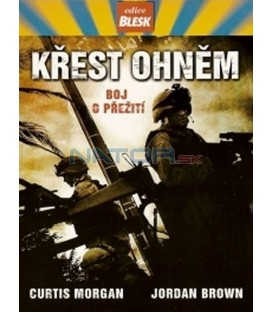 Krst Ohňom (American Soldiers) DVD