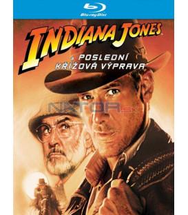 Indiana Jones a poslední křížová výprava (Indiana Jones and the Last Crusade) Blu-ray