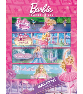 Barbie – Baletní kolekce (Barbie – Ballerina Collection) DVD