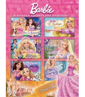 Barbie – Kolekce pro princezny (Barbie – Princess Collection ) DVD