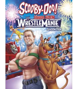 Scooby Doo: Záhada kolem Wrestlemánie  (Scooby Doo: Wrestemania Mystery) DVD