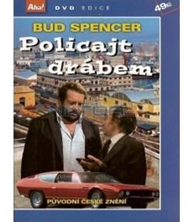 Policajt drábem (Piedone lo sbirro) DVD