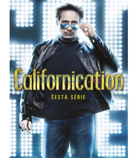 Californication 6. série 3DVD  (Californication Season 6)