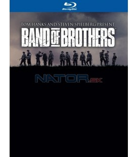 Bratrstvo neohrožených (Band of Brothers) 6 X Blu-ray metal box