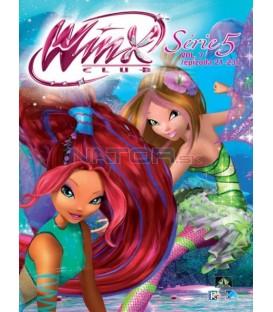 WINX Club séria 5 - (21 až 23 diel) DVD