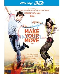 Make Your Move Blu-ray 3D + 2D