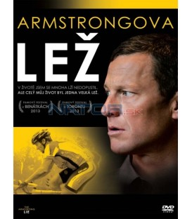 ARMSTRONGOVA LEŽ (The Armstrong Lie) DVD