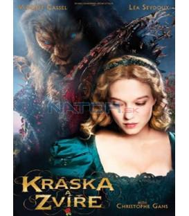 KRÁSKA A ZVÍŘE (La Belle et la bete) 2014 DVD