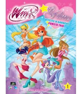 WINX CLUB ve filmu 1 DVD