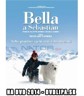 Bella a Sebastián 2013 (Belle et Sébastien) DVD