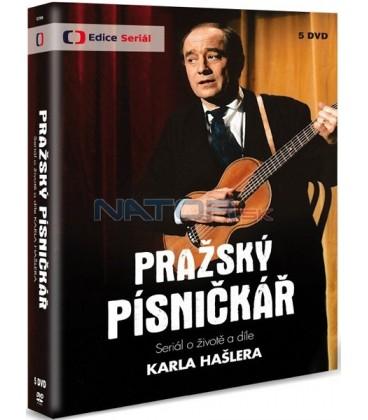 Pražský písničkář 5 X DVD