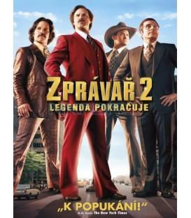 ZPRÁVAŘ 2: LEGENDA POKRAČUJE (The Legend Continues) DVD