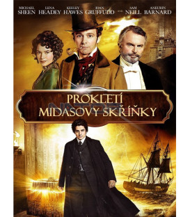 PROKLETÍ MIDASOVY SKŘÍŇKY (The Adventurer: The Curse of the Midas Box) DVD