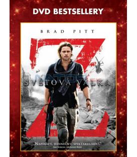 Světová válka Z DVD (World War Z) - Edice DVD bestsellery