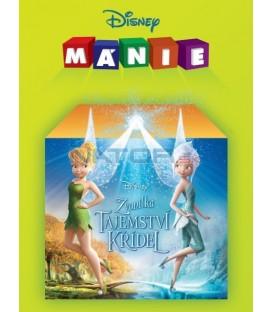 Zvonilka: Tajemství křídel (Secret of the Wings) - Disney mánie DVD