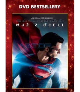 Muž z oceli (Man of Steel) - DVD bestsellery