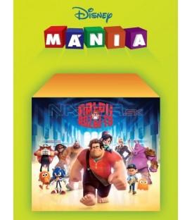 Ralph Rozbi-to / RAUBÍŘ RALF (Wreck-It Ralph) - Disney mánie  DVD