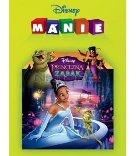 Princezna a žabák (The Princess And The Frog) - Disney mánie DVD
