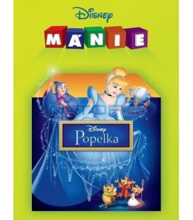 Popelka DE (Cinderella) - Disney mánie DVD