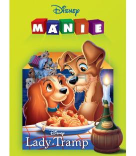 Lady a Tramp DE (Lady & The Tramp DE) - Disney mánie DVD