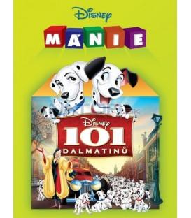 101 Dalmatinů DE (101 Dalmatians DE) - Disney mánie DVD