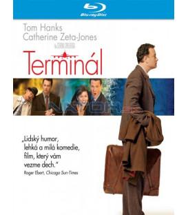 Terminál (The Terminal) Blu-ray