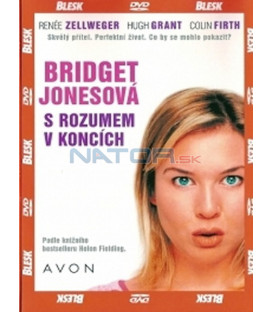 Bridget Jonesová - S rozumem v koncích (Bridget Jones: The Edge of Reason) DVD