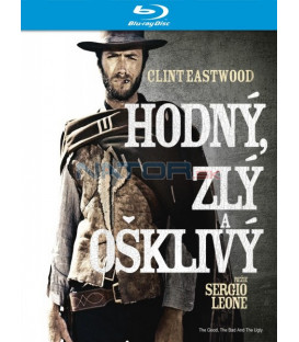 Hodný, zlý a ošklivý (The Good, the Bad and the Ugly) - Blu-ray