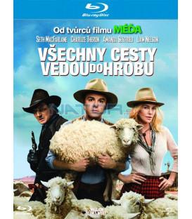 VŠECHNY CESTY VEDOU DO HROBU (A Million Ways to Die in the West) Blu-ray