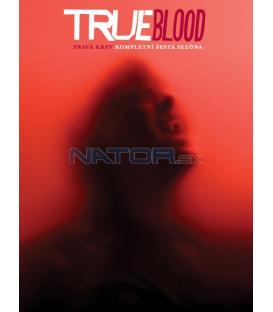 True Blood - Pravá krev 6. série 4DVD (True Blood Season 6) DVD