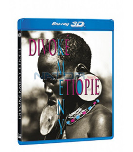 Divoké kmeny Etiopie (Divoké kmeny Etiopie) Blu-ray 3D+2D