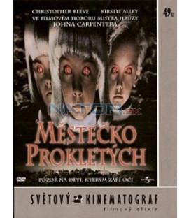 Městečko prokletých (Village of the Damned) DVD