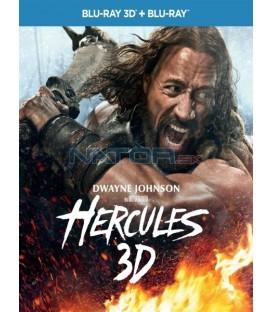 HERKULES (2014) - Blu-ray 3D + 2D