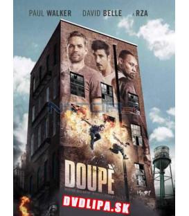 Doupě (Brick Mansions) DVD