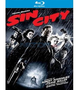 Sin City - město hříchu (Sin City) - Blu-ray