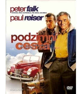 Podzimní cesta (Thing About My Folks, The) DVD