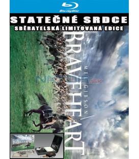 Statečné srdce (Braveheart) Blu-ray Sběratelská limitovaná edice