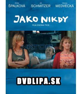 JAKO NIKDY DVD