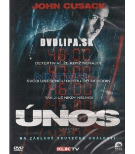 Únos (The Factory) DVD